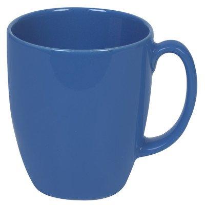 (Corelle Livingware 11-Oz Dark Blue Stoneware Mug (Set of)