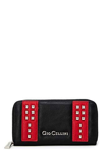Gio Cellini Wallet Portafoglio Uni Woman Belts Ab003 Black lPXuTwOZik