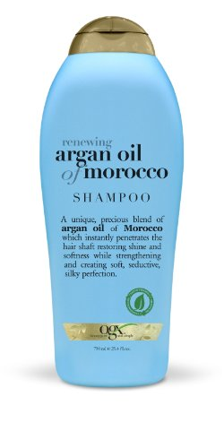 OGX Renewing Moroccan Argan Oil Shampoo Salon Size, - Salon Shampoos