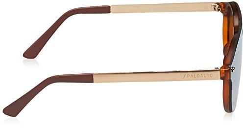 Paloalto Sunglasses P75202.2 Lunette de Soleil Mixte Adulte, Argent