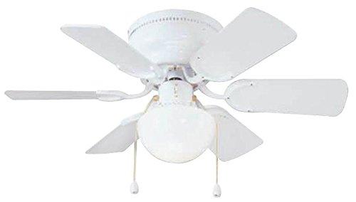 - BOSTON HARBOR CF-78108 346429 Ceiling Fan Light Kit, 1 CFL Lamp, 13 in H X 30 in W, White