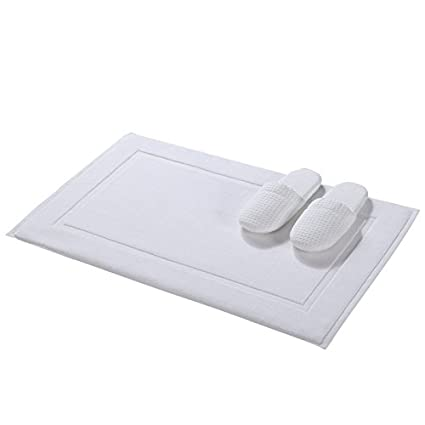 ZYZX Toallas de baño de algodón Agua de baño Toalla Absorbente Alfombra de baño -50