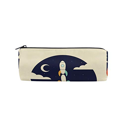 Pencil Case Nosferatu Halloween Horror Pen Bag- ChunBB Stationery Pouch Makeup Cosmetic Holder for School Office