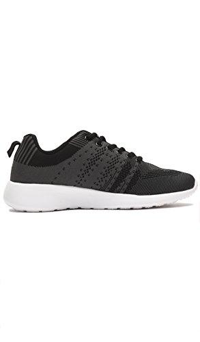 Reservoir Shoes Zapatillas Robin Negro negro