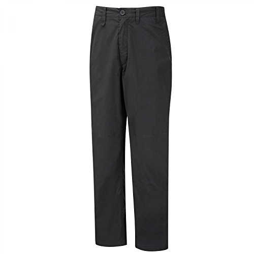 Craghoppers Men's Classic Kiwi Trousers - Black - 34 inch Regular from Craghoppers