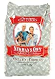 Newman's Own Organics Adult Healthy Cat Food, Organic 3 lb (Pack of 8)