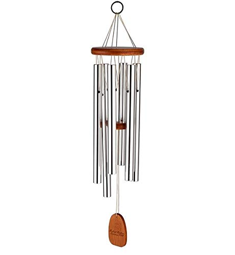 Engraved Wind Chimes - GiftTree Amazing Grace Personalized Wind Chimes 16