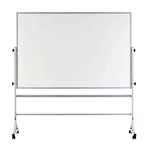 Marsh 42x60 White porcelain markerboard both sides Reversible, Aluminum trim electronic consumers