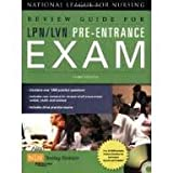 Review Guide for LPN/LVN Pre-Entrance Exam 3th (third) edition