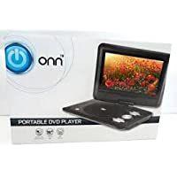 ONN ONA16AV009 10-inch Portable DVD Player (Certified Refurbished)