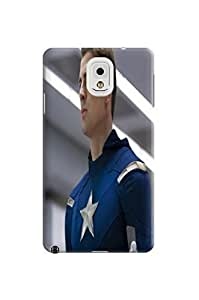 Beauty design tpu hard back shell case cover for Samsung Galaxy note3 of Avengers Captain America in Fashion E-Mall