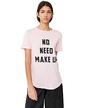 Mango Women's Cotton Modal-Blend T-Shirt