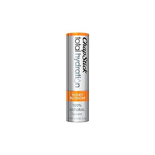 ChapStick Total Hydration Lip Care, Honey Blossom, 0.12 Ounce