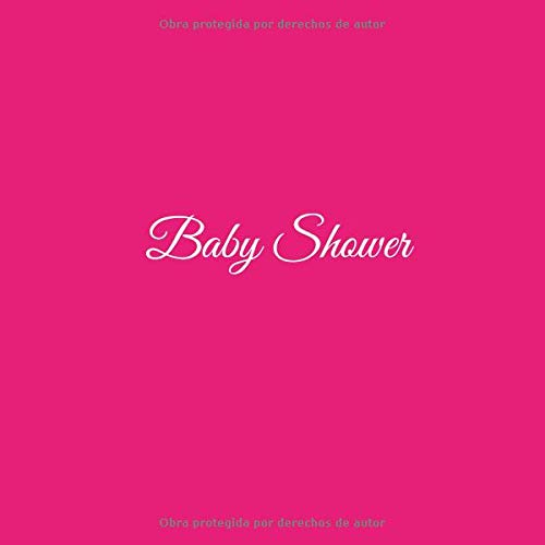 Baby Shower: Libro De Visitas Baby Shower ideas regalo decoracion ...