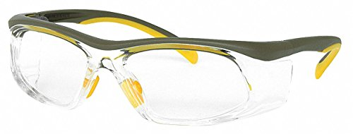 Prescr Eyewear Fr, Yel/Br/Clr, - Safety Prescription Glasses