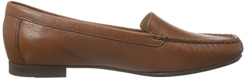 Siilly Womens Cognac Zilly Mokassins Braun rrR0w