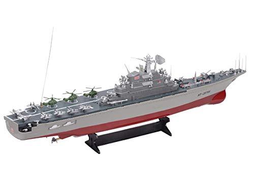 AMPERSAND SHOPS RC Aircraft Carrier Battleship War Challenger Ship Large 30