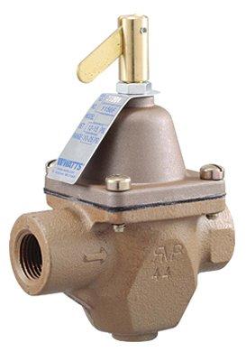 Watts 1156F Feed Water Pressure Regulator, 1/2'' by Watts