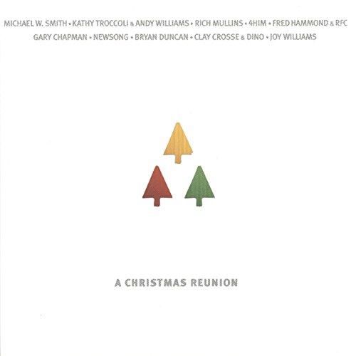 A Christmas Reunion Album Cover