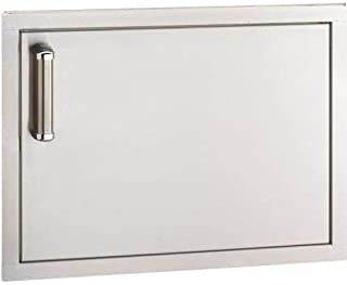 product image for Fire Magic Premium Flush 20-inch Right-hinged Single Access Door - Horizontal With Soft Close - 53914sc-r