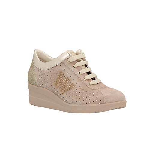 Corda Melluso Donna Zeppa R20134 Scarpe Sneakers BB4EqfxnrS