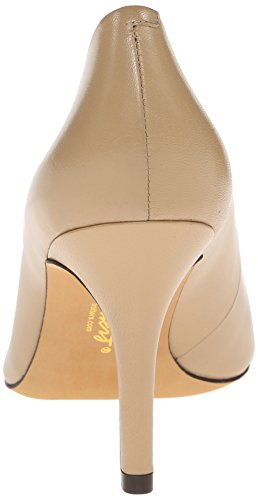 Gigi Dress Pump Trotters Women's Nude Leather w0xnvPq