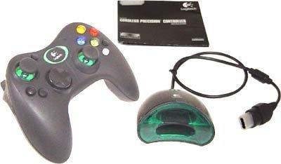 Logitech 963321-0403 Cordless Precision Xbox Game Controller