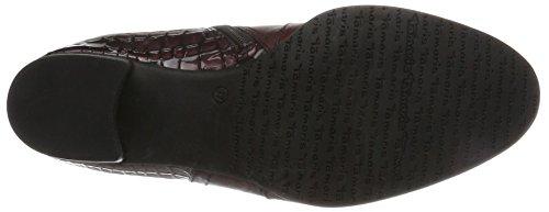 Tamaris Women 25333 Boots Red (bordeaux / Str)