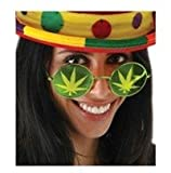Pot Leaf Sunglasses