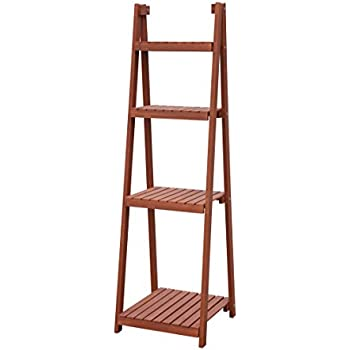 Perfect Convenience Concepts 4 Tier Plant Stand