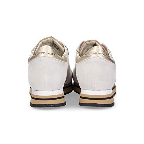 Thldwz13 Beige Zapatos Model Mujer Gamuza Philippe xE4qYzwRw