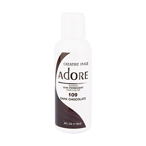 Forever Chocolate (Adore Creative Image Hair Color #109 Dark Chocolate by Adore)