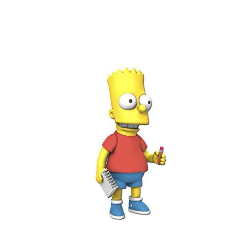 "NECA Simpsons 25th Anniversary 5"" Series 5 Bart Simpson Action Figure"