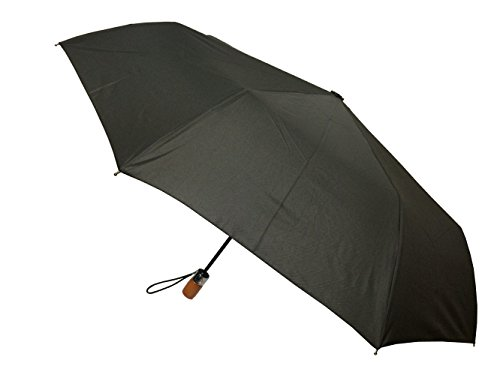 london-fog-auto-open-close-umbrella-black-one-size
