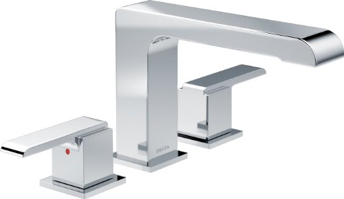 (Delta Faucet T2767 Ara Roman Tub Trim 6.69 x 16.00 x 8.19 inches Chrome)