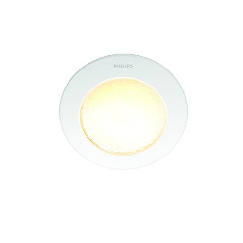 Philips Hue Phoenix Dimmable LED Smart Recessed Downlight (Opal White, 4-Inch, Compatible with Amazon Alexa, Apple HomeKit and Google Assistant)