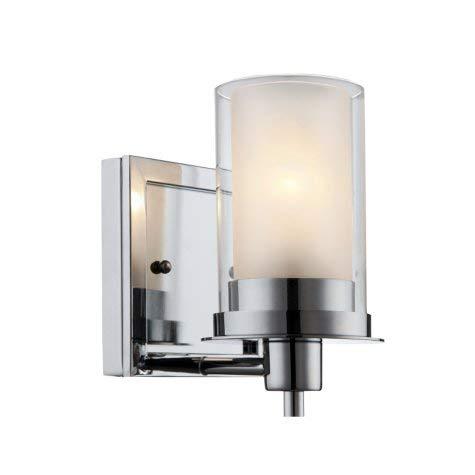 Hardware House 210379 Avalon Single-Light Wall and Bath Fixture ()