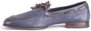 Fratelli Rossetti Homme MCBI35029 Bleu Cuir Mocassins