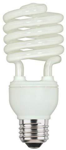Westinghouse 722600 23 watt Mini Twist CFL Light Bulb44; Frost - Pack of 6