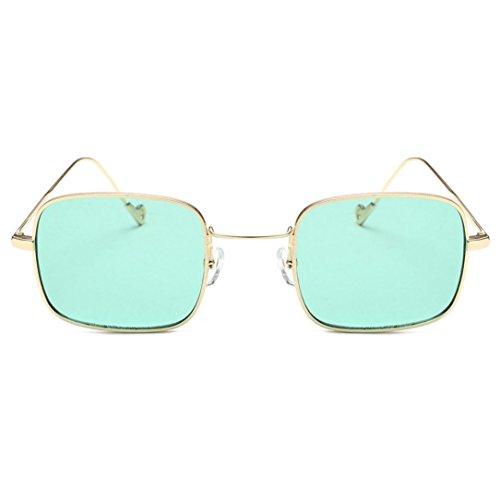 Unisexo Moda E Grande Cuadrado Gafas Sol Gafas Oversized Hombre Marco De Keepwin vPwax0q