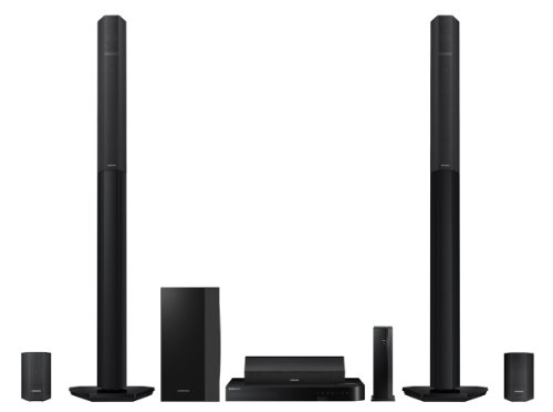 Samsung HT-H7730 7.1 Channel 1330-Watt 3D Blu-Ray Home Theater System