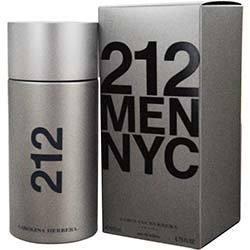 212 by Carolina Herrera (MEN) 212-EDT SPRAY 6.7 ()