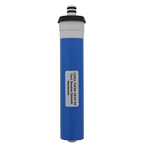 Tier1 WHER18 Whirlpool WHER18 Comparable Replacement Reverse Osmosis RO Membrane (Water Wher12 Filter Whirlpool)