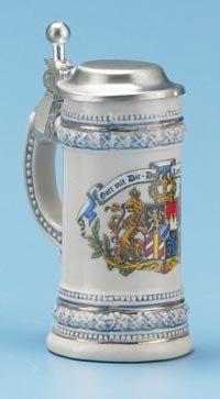 M. CORNELL IMPORTERS 6012 Bayern Schleife Mini Stein