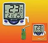 1107957 Thermometer Jumbo Digital FOR Ref/Freezer Ea Fisher Scientific Co. -14648233