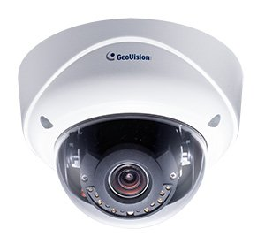 Geovision GV-VD5700 | 5MP H.265 Low Lux WDR IR IP Vandal Proof Network Dome Security Camera