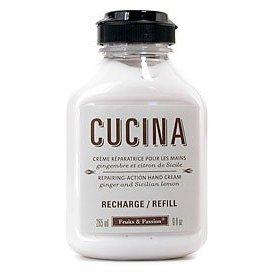 Cucina Repairing Action Hand Cream Refill - Ginger and Sicilian Lemon