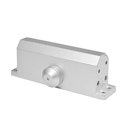 Aluminum Door Closer,99lbs - 132lbs Automatic Adjustable Heavy Duty Auto Door-Closer Self Closing Door Overhead Fire Rated Door Closer for Residential/Commercial Use by Estink (Image #4)