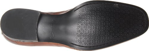 Kenneth Cole New York Mens Così Certo Oxford Cognac