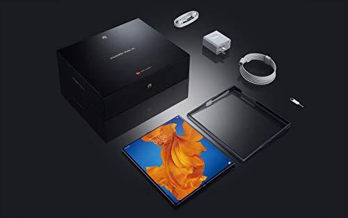"Huawei Mate Xs 8.0"" Foldable Screen 512GB 8GB RAM EU/UK Version Factory Unlocked (Interstellar Blue)"